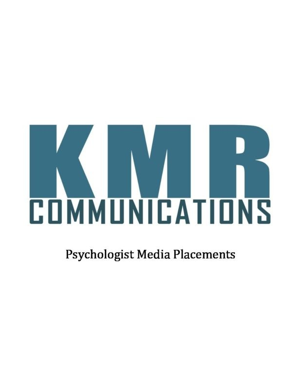 Kathy Rothman - Psychologist Media Placements