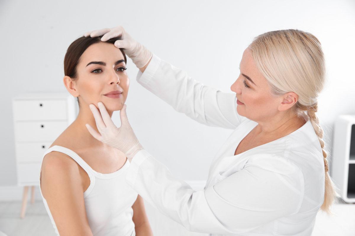 PR for dermatologist